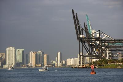 Port Of Miami Parking Options Usa Today