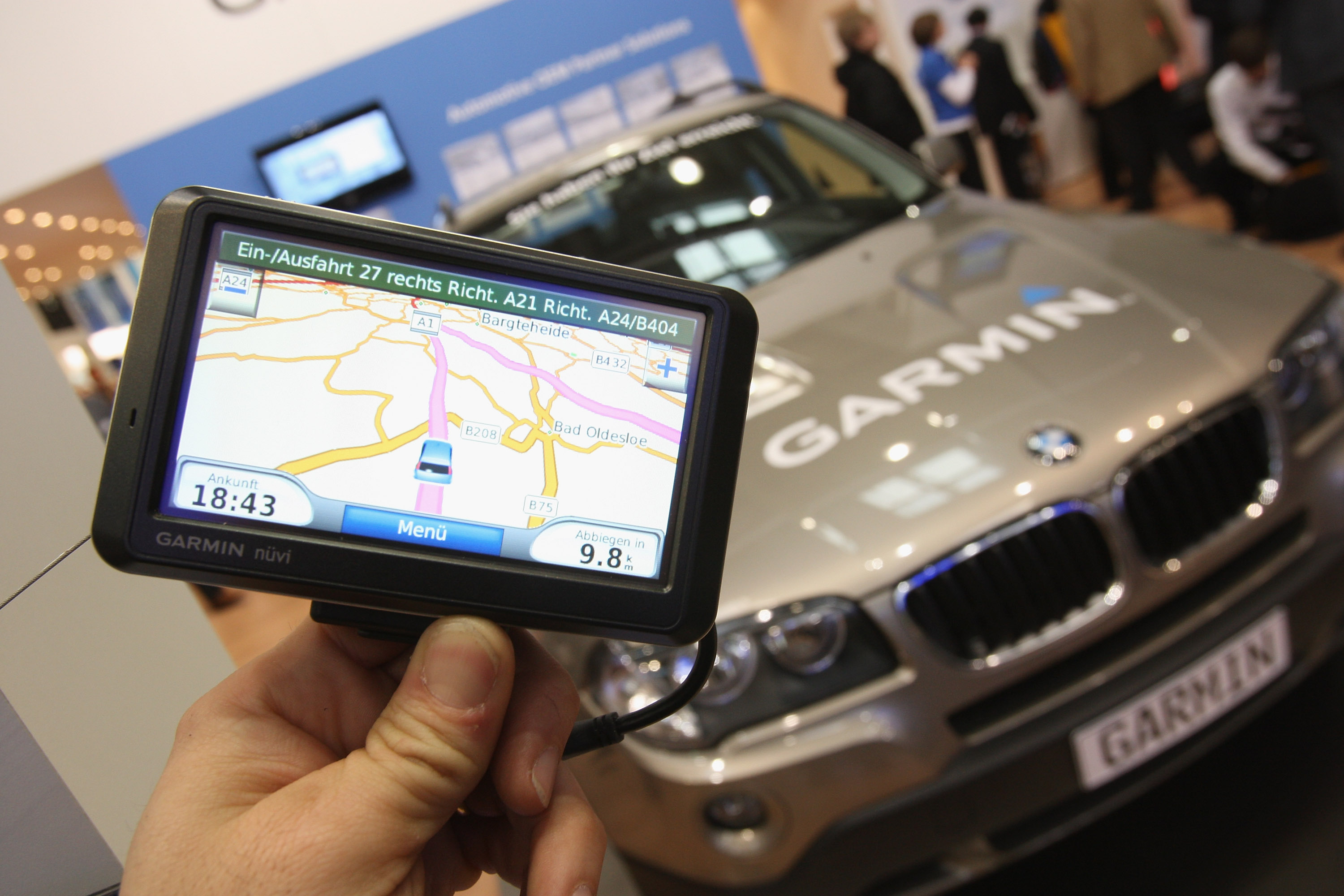 The Best GPS for Seniors With an Easy to Read Screen | It