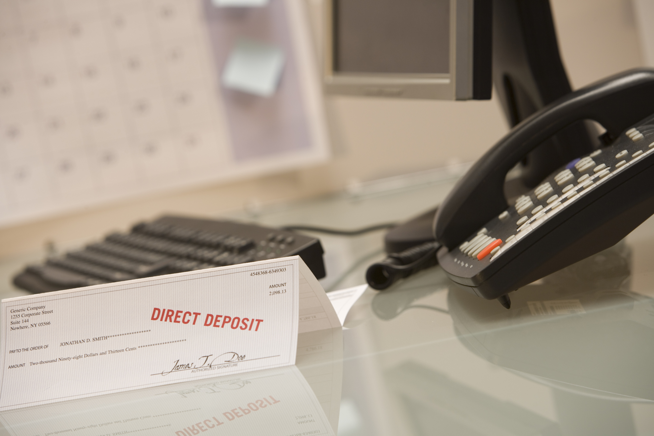 How Long Does an Employer Have to Keep Check Stubs?   Bizfluent