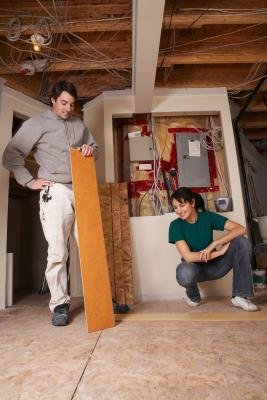 How To Fix Laminate Installed In A Floor That Is Not Level