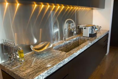 how to clean marble countertop ofo water stains