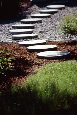 How To Make A Homemade Round Paver Mold For Concrete