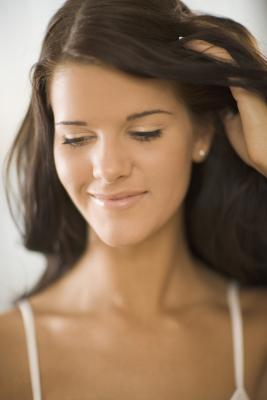 To keep your hair lively, do not over-process it with chemicals.