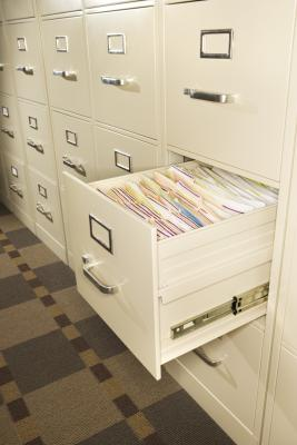 How To Release File Cabinet Drawers Home Guides Sf Gate