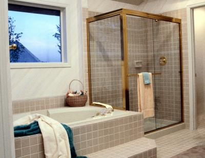 How To Clean Mold From Aluminum Shower Doors Home Guides