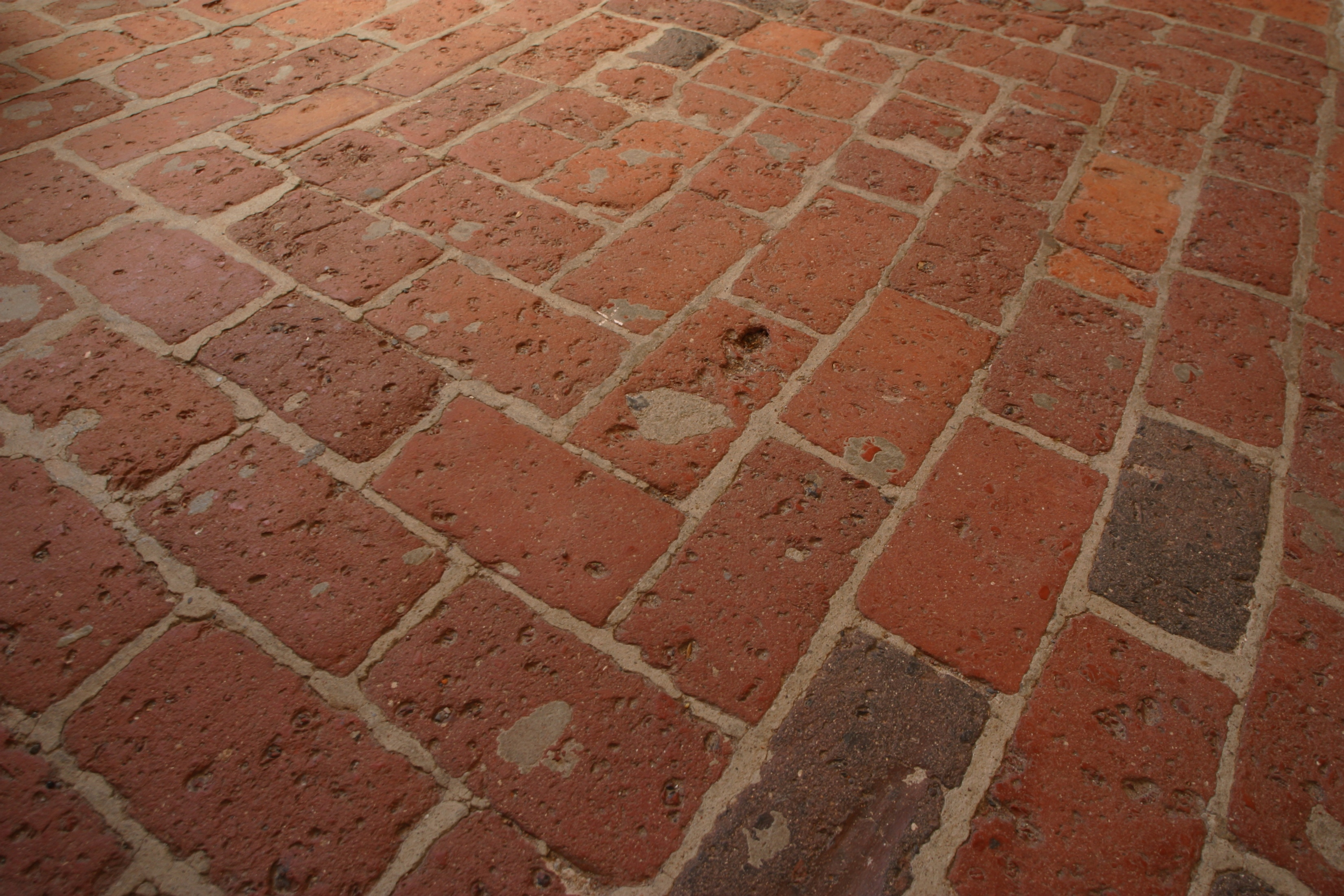Cómo restaurar un suelo de ladrillo |