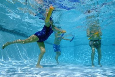 How To Exercise With A Water Aerobics Routine Healthy Living