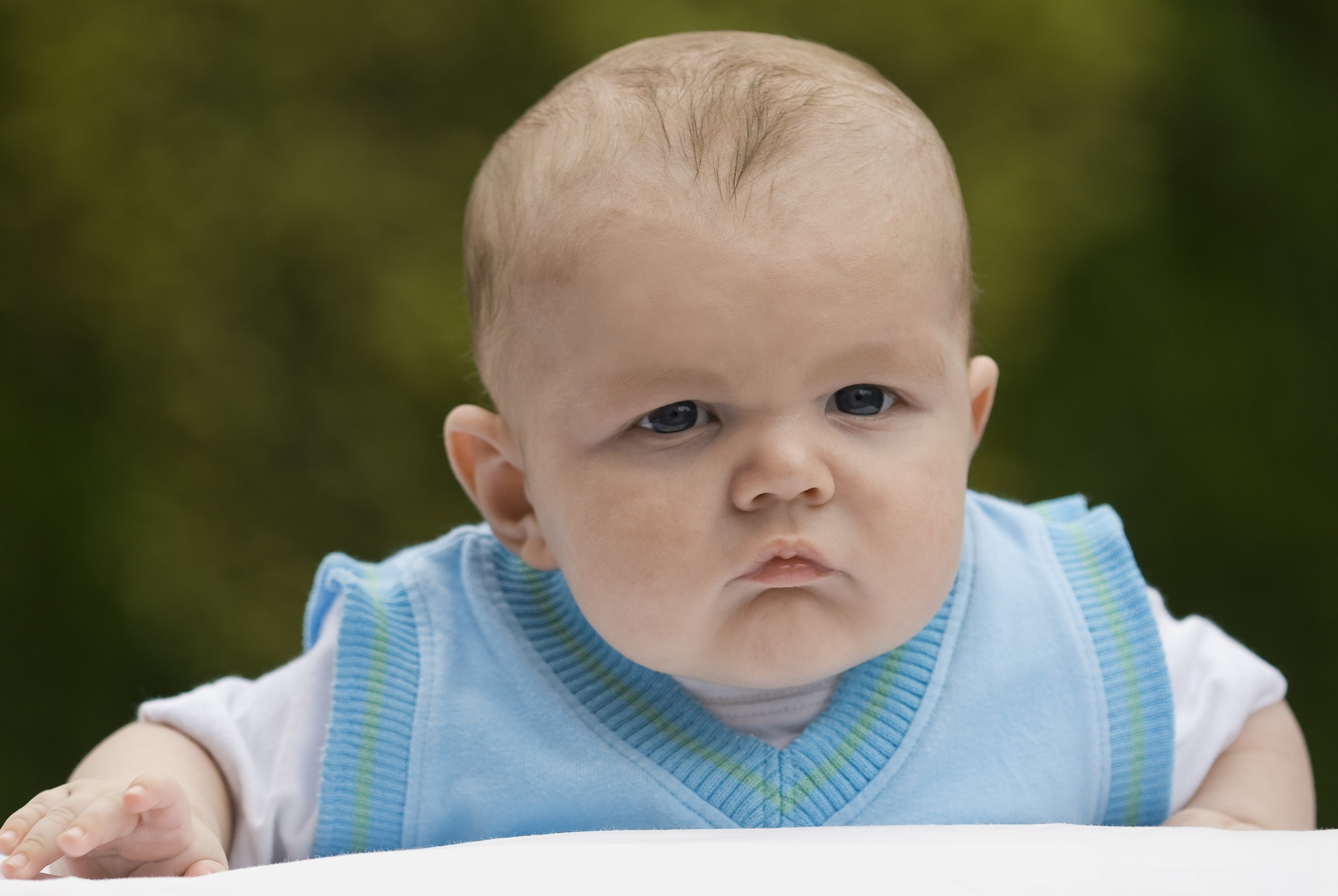 What Are the Causes of Hand Tremors in Infants?