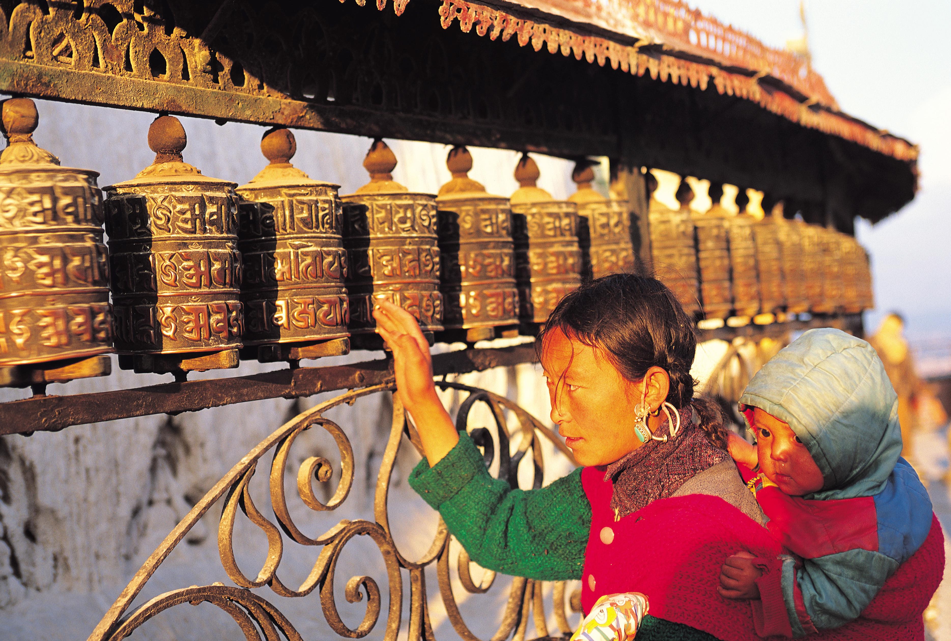 Buddhist Prayer Tools