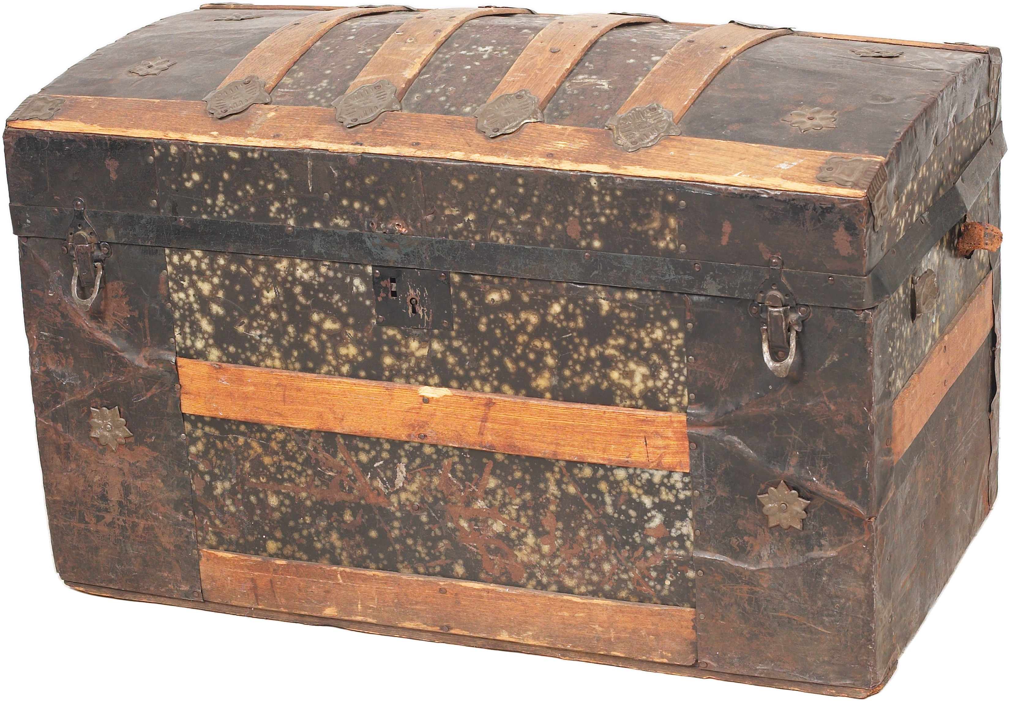 Dating old steamer trunks | Locked Out Of Your Steamer