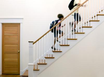 How To Fix Loose Staircase Railings Home Guides Sf Gate