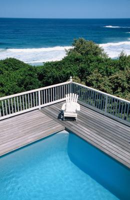 How To Remove Black Mold From A Swimming Pool S Wooden