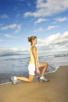 What Muscles Do Lunges Work Out?