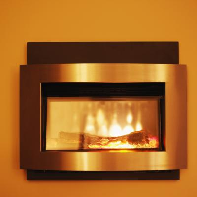 Gas Logs vs. Gas Fireplace Inserts | Home Guides | SF Gate