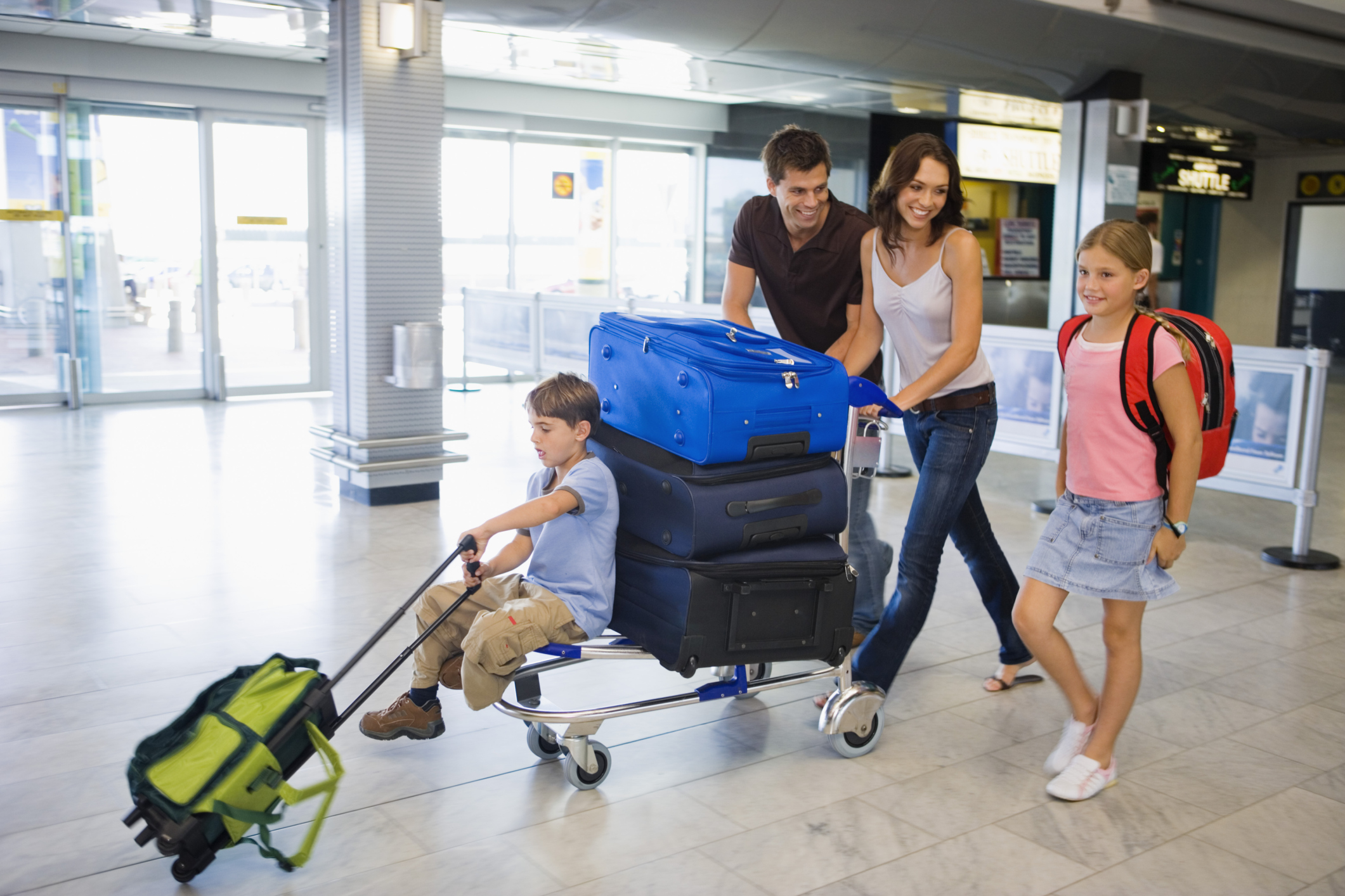 Consent To Travel With A Grandparent