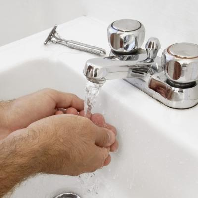 What Causes Low Hot Water Pressure In Kitchen Sink