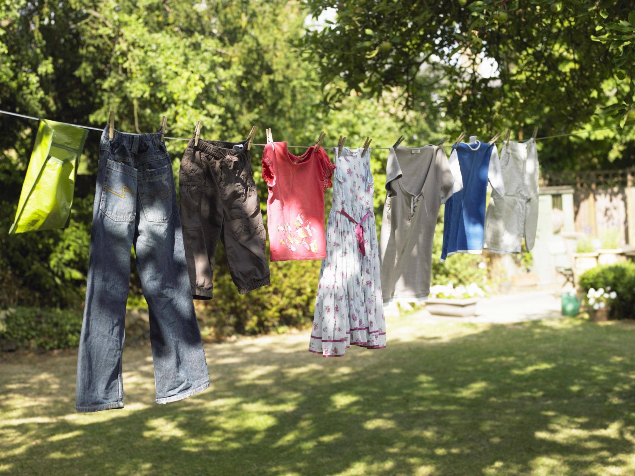 Como quitar el olor a humedad de la ropa seca - Como quitar el olor a humedad en la ropa ...