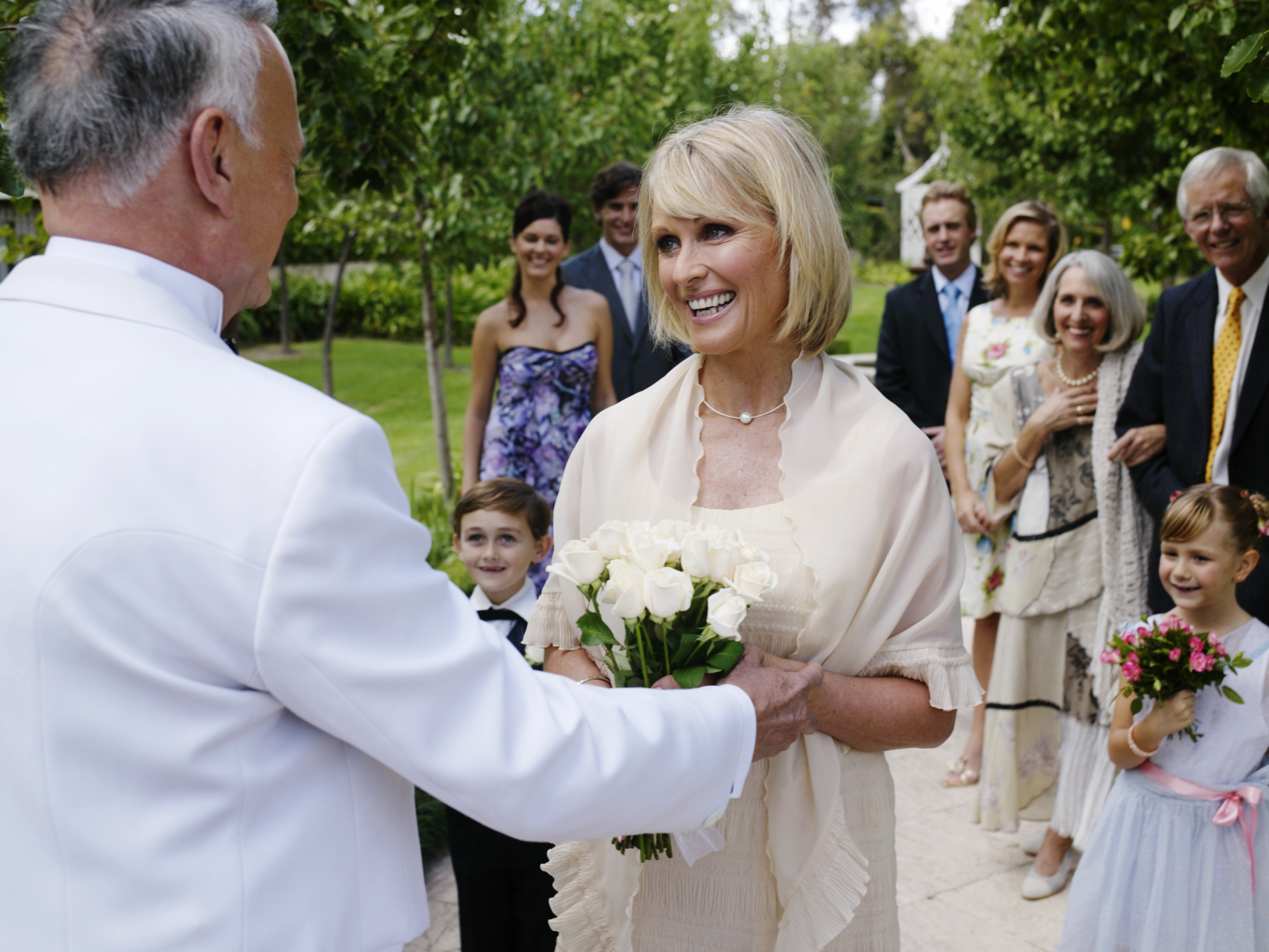 Wedding Gifts For Second Marriages Etiquette: Wedding Etiquette For A Widow's Second Marriage