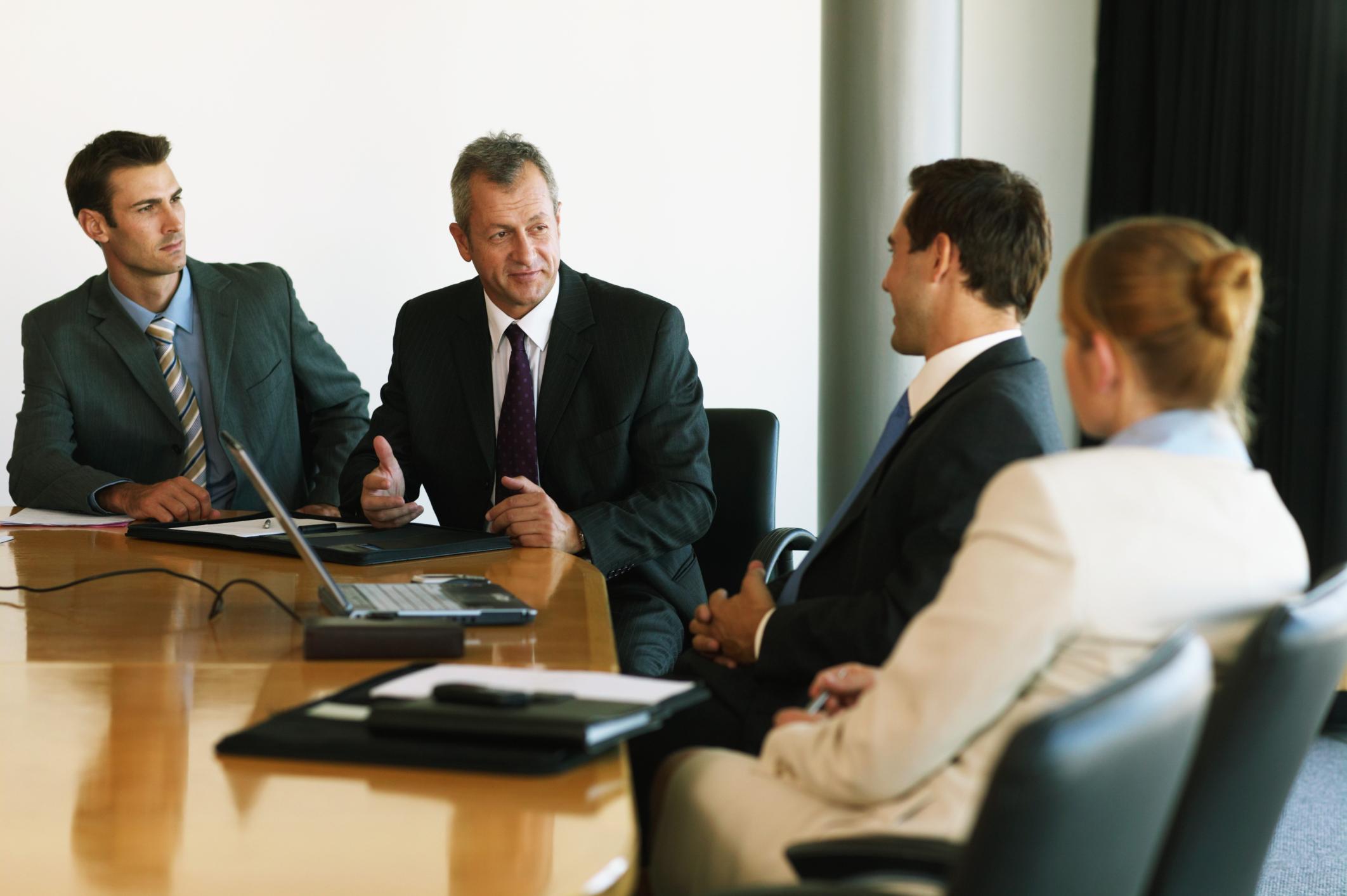 principal consultant job description