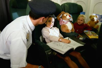 Airline Travel Requirements for Minors | USA Today
