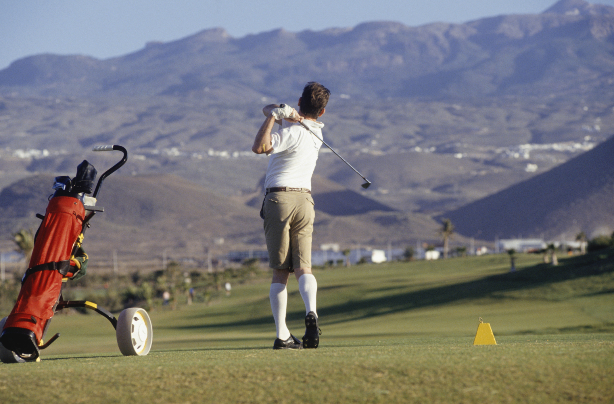 Golf Drills to Slow Hips Down
