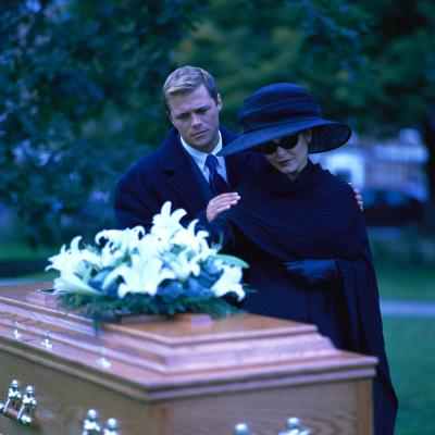 What It Means to Be a Mortician - Woman