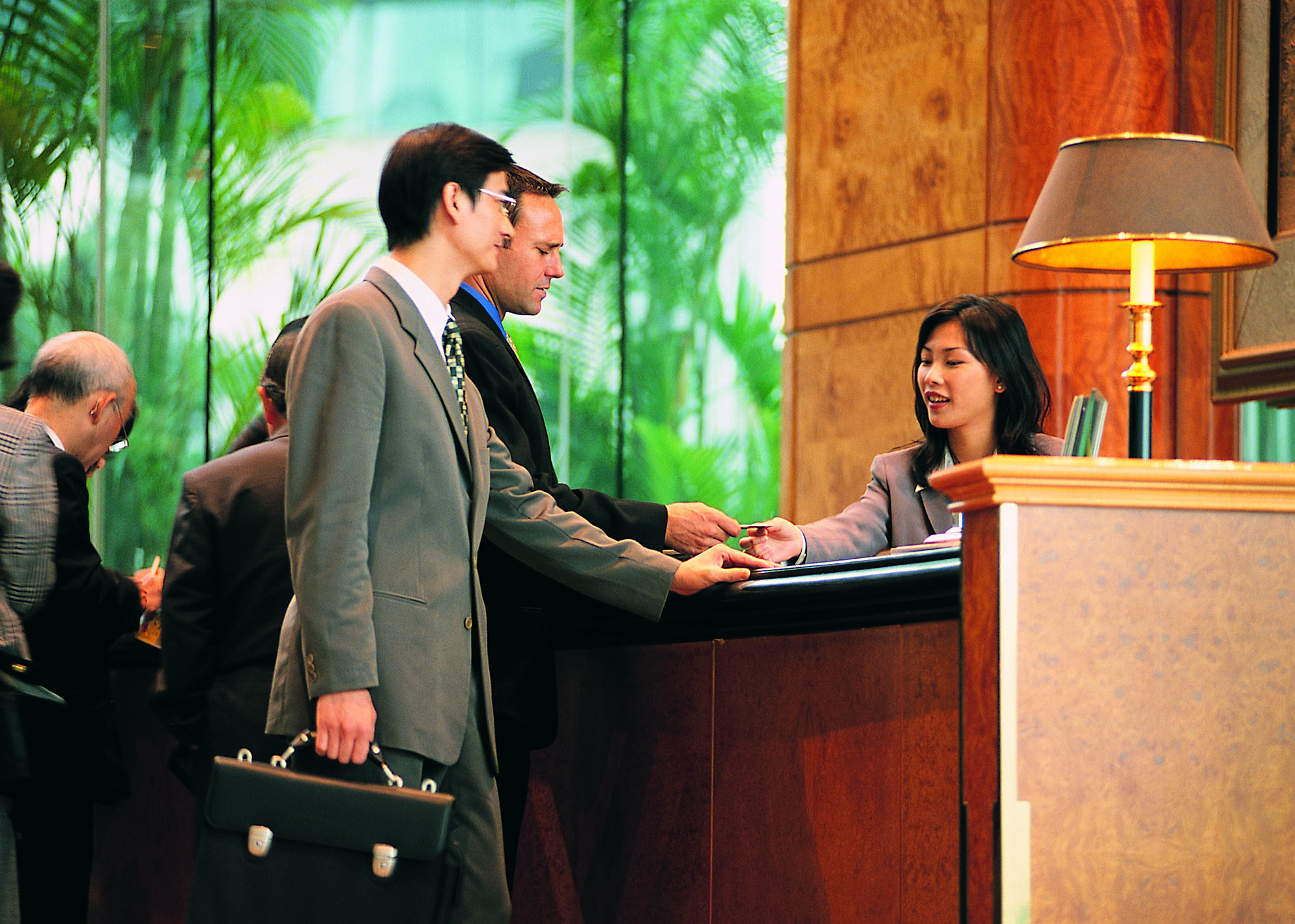 The Skills Amp Objectives Of A Job As A Front Desk