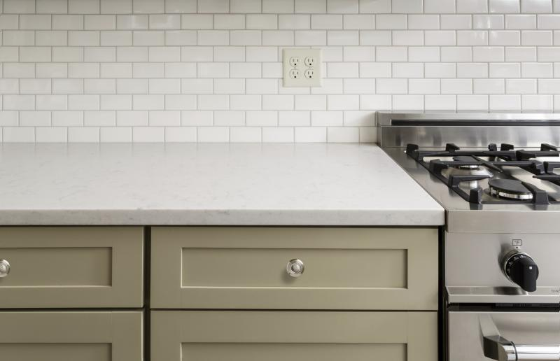 how to put up a tile backsplash around plugs in ceramic how to install a tile backsplash