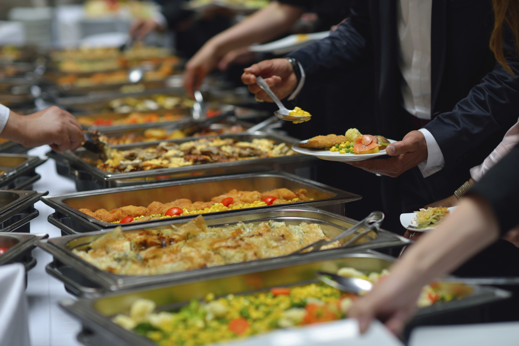 How To Plan A Birthday Buffet Dinner For 40 People Synonym