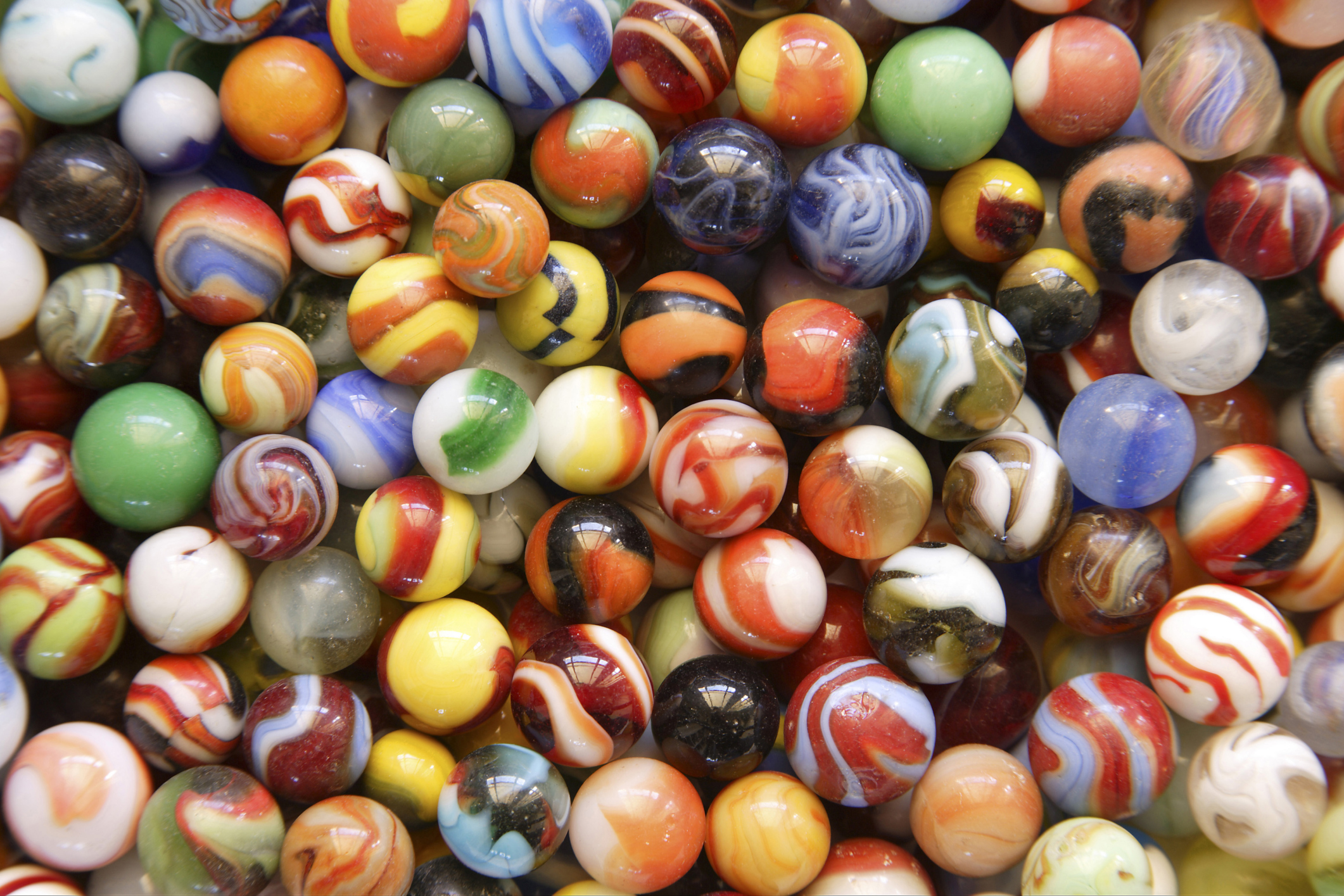How to Clean Old Marbles | Our Pastimes
