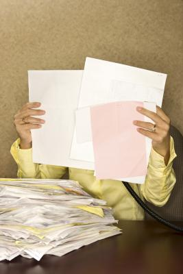 business paperwork retention