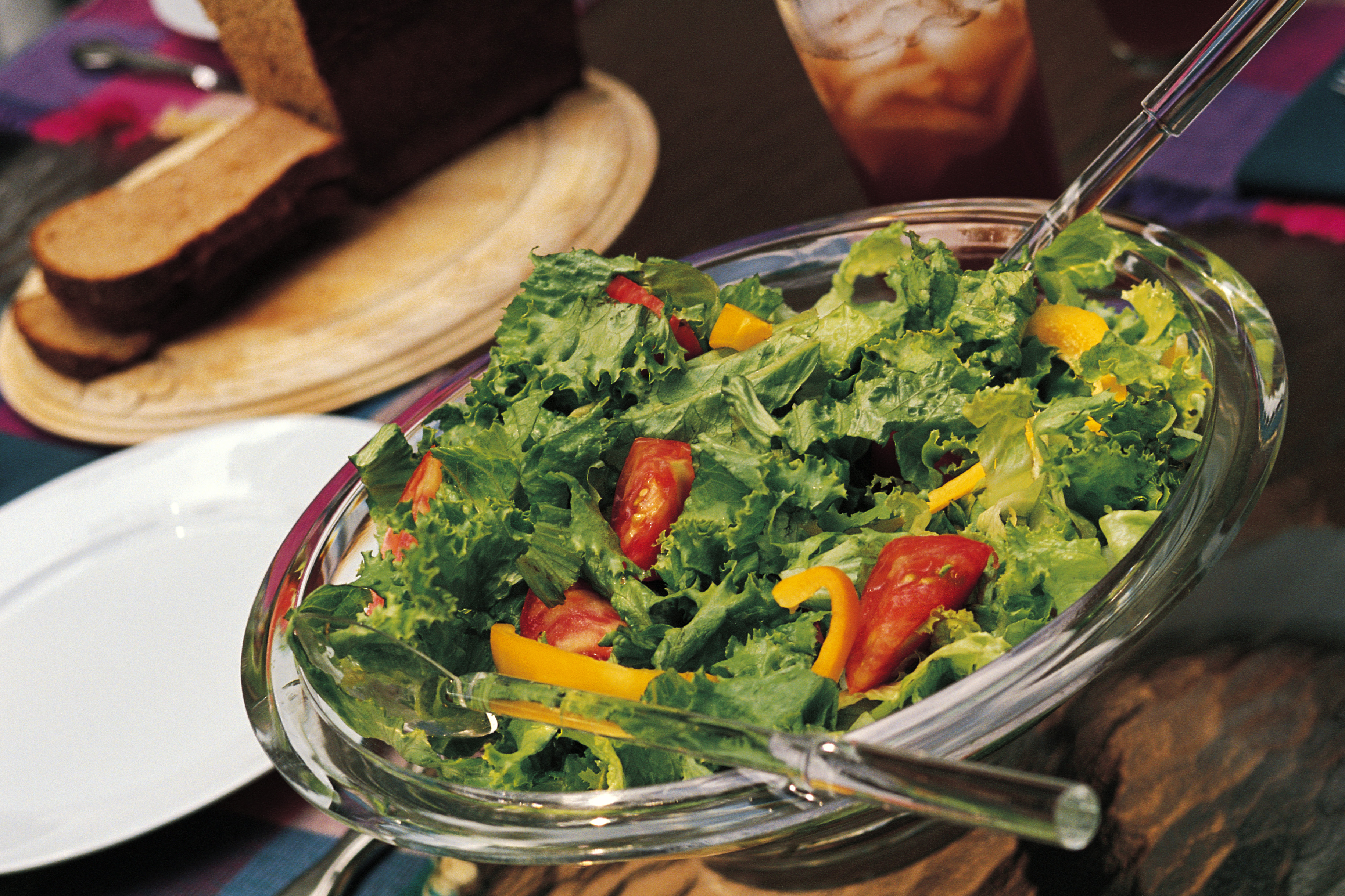 How many calories in a salad 22