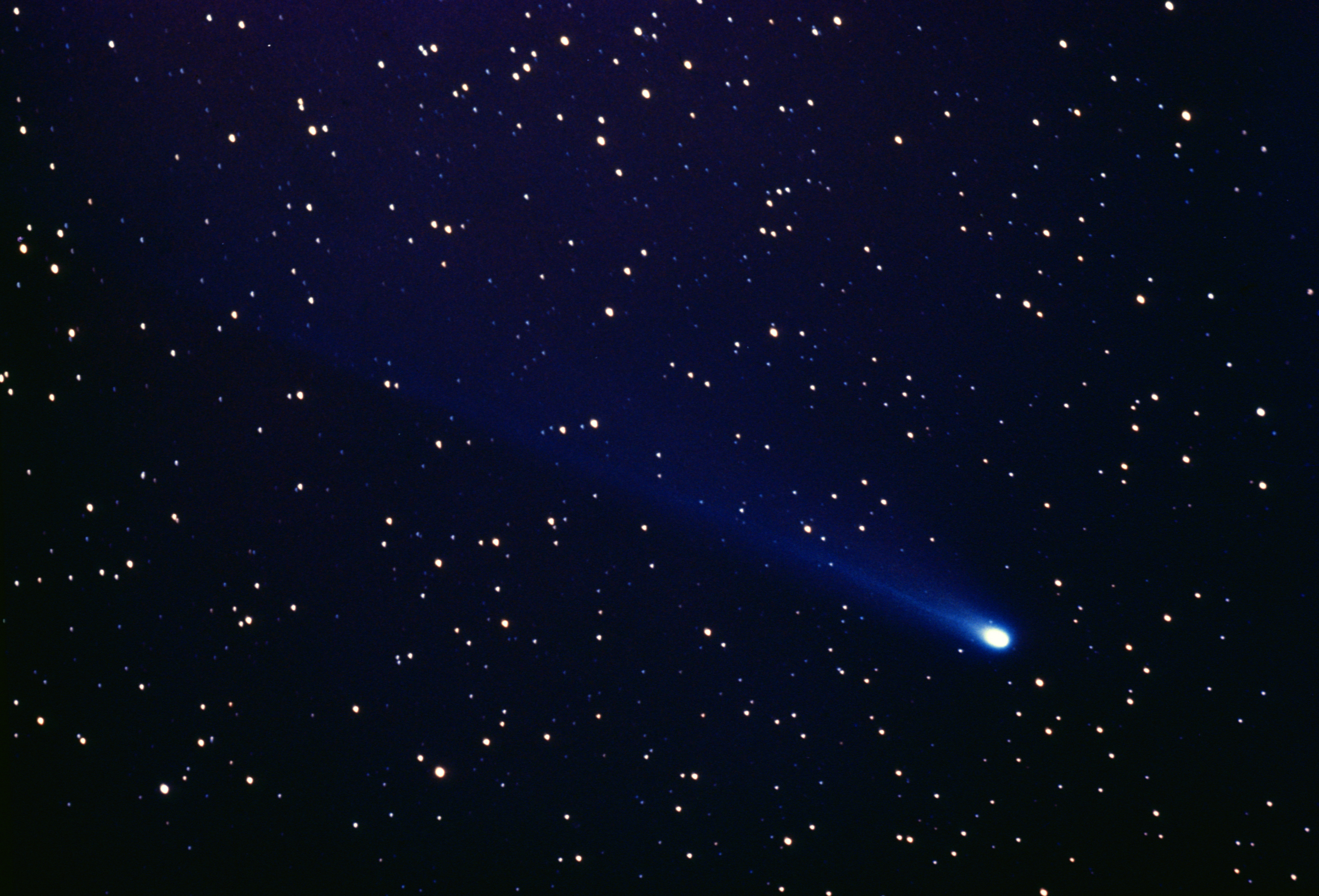 famous asteroids and comets - photo #43