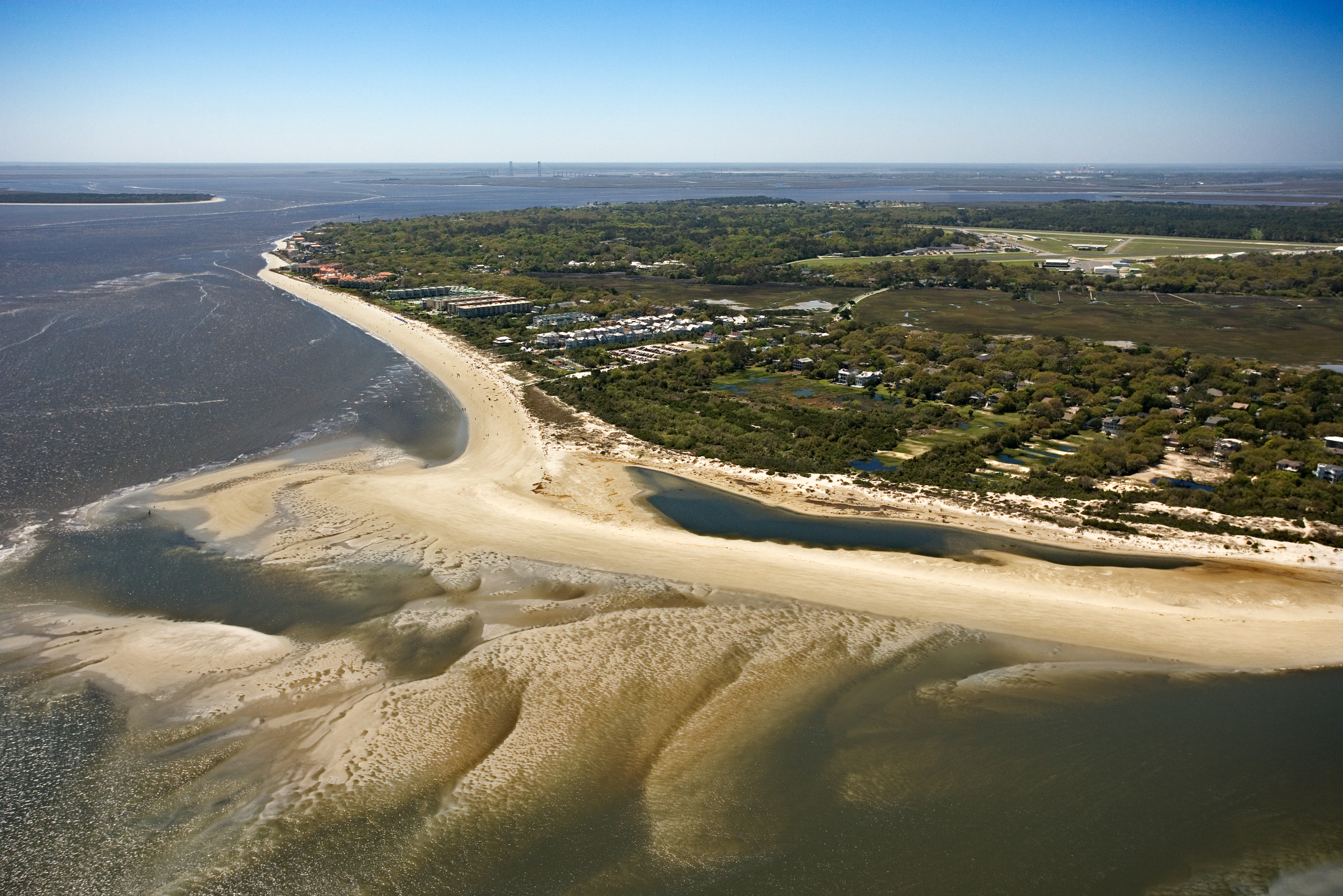 Ten Best Beaches In Georgia Usa Today