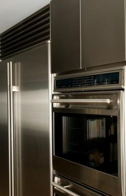 How to Paint Brushed Stainless Appliances | Home Guides ...