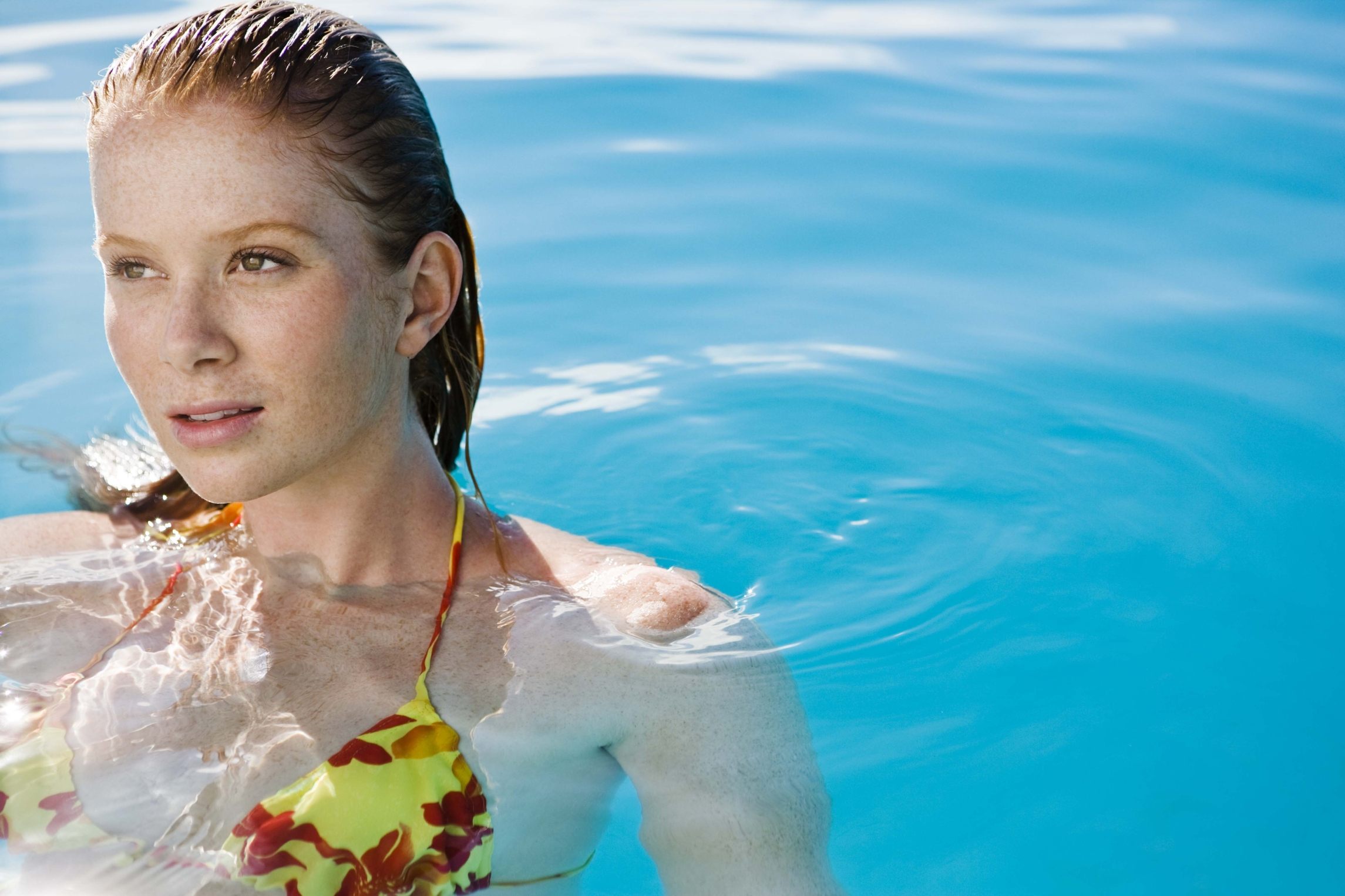 The Best Shampoos To Remove Chlorine From Hair Livestrong
