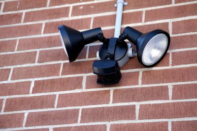 How To Hook Up Motion Sensor Outdoor Lamps Home Guides