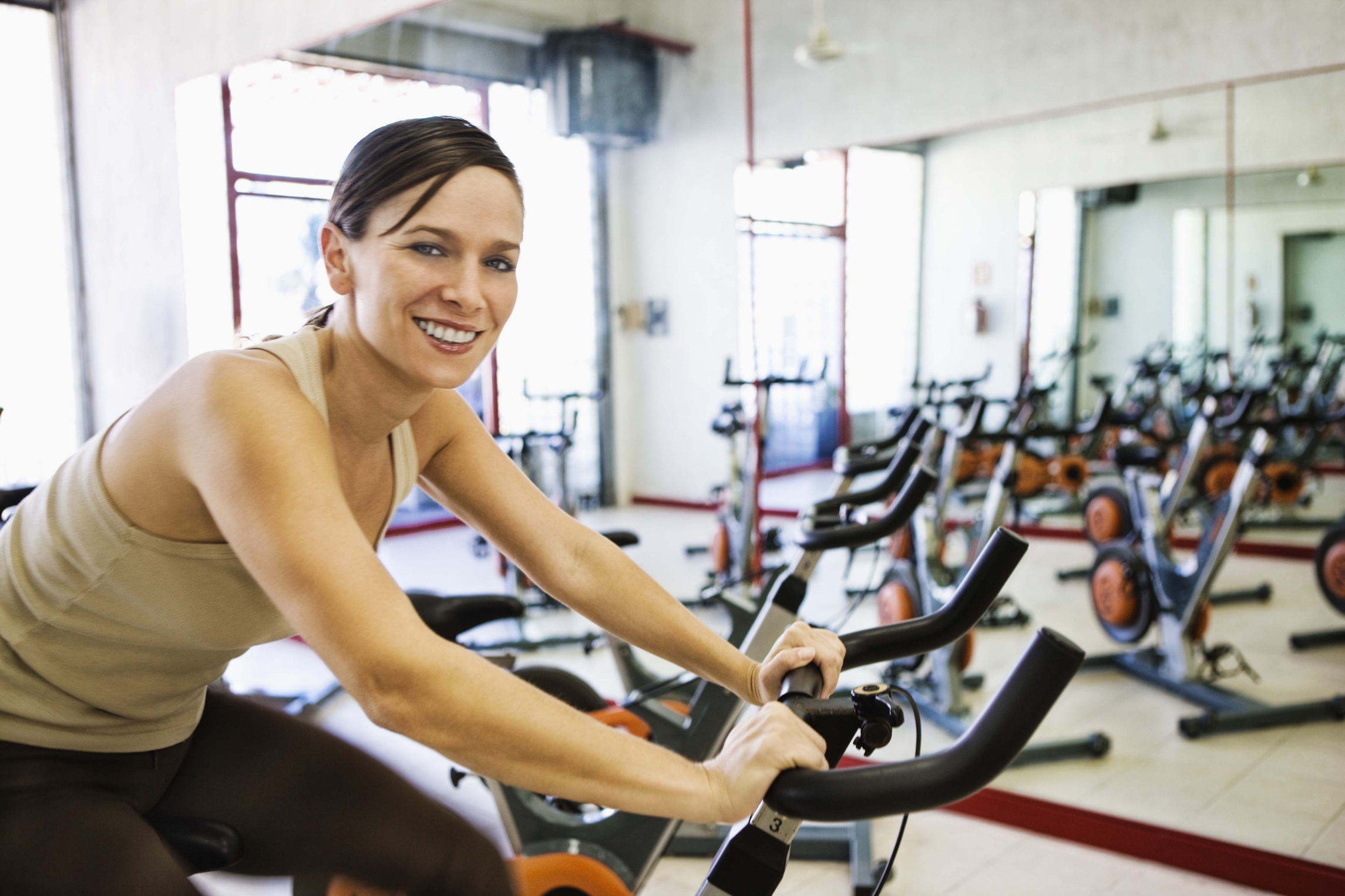 how to convert exercise bike miles to steps healthfully. Black Bedroom Furniture Sets. Home Design Ideas