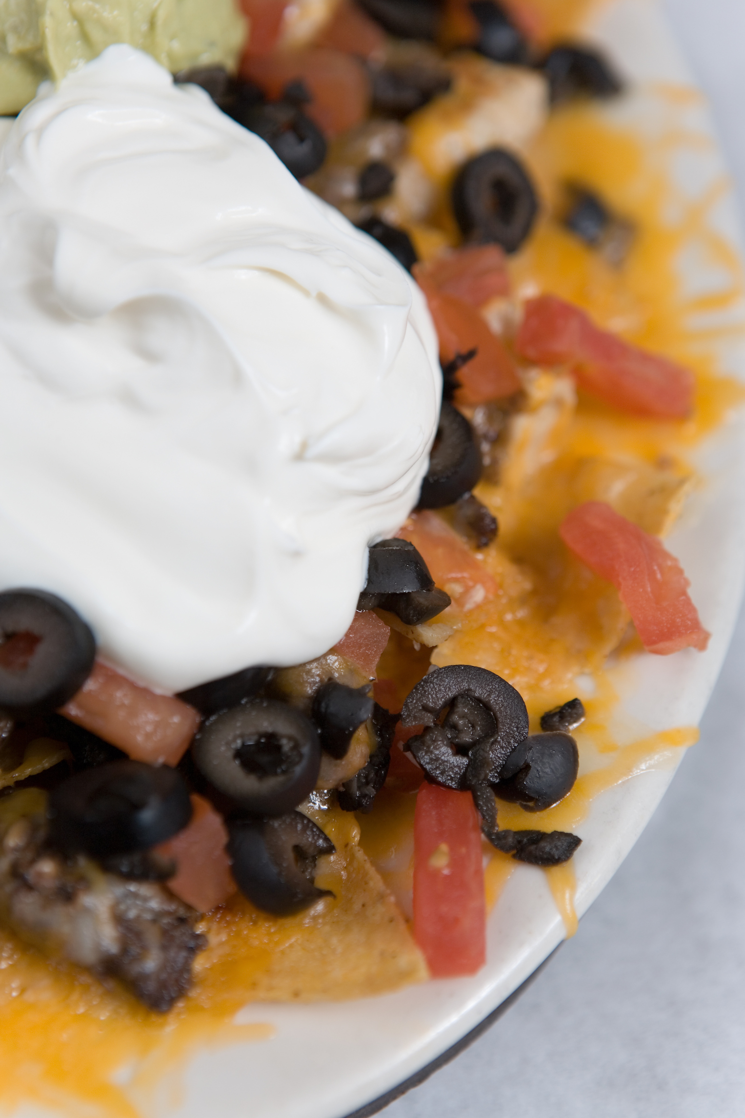 Skip the sour cream if you're lactose intolerant.