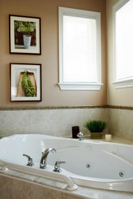 How To Disinfect A Whirlpool Bathtub Home Guides Sf Gate