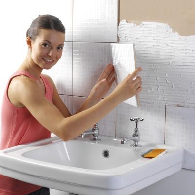 Как сделать ремонт в ванной самой