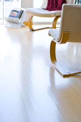 how to cut laminate flooring around doors