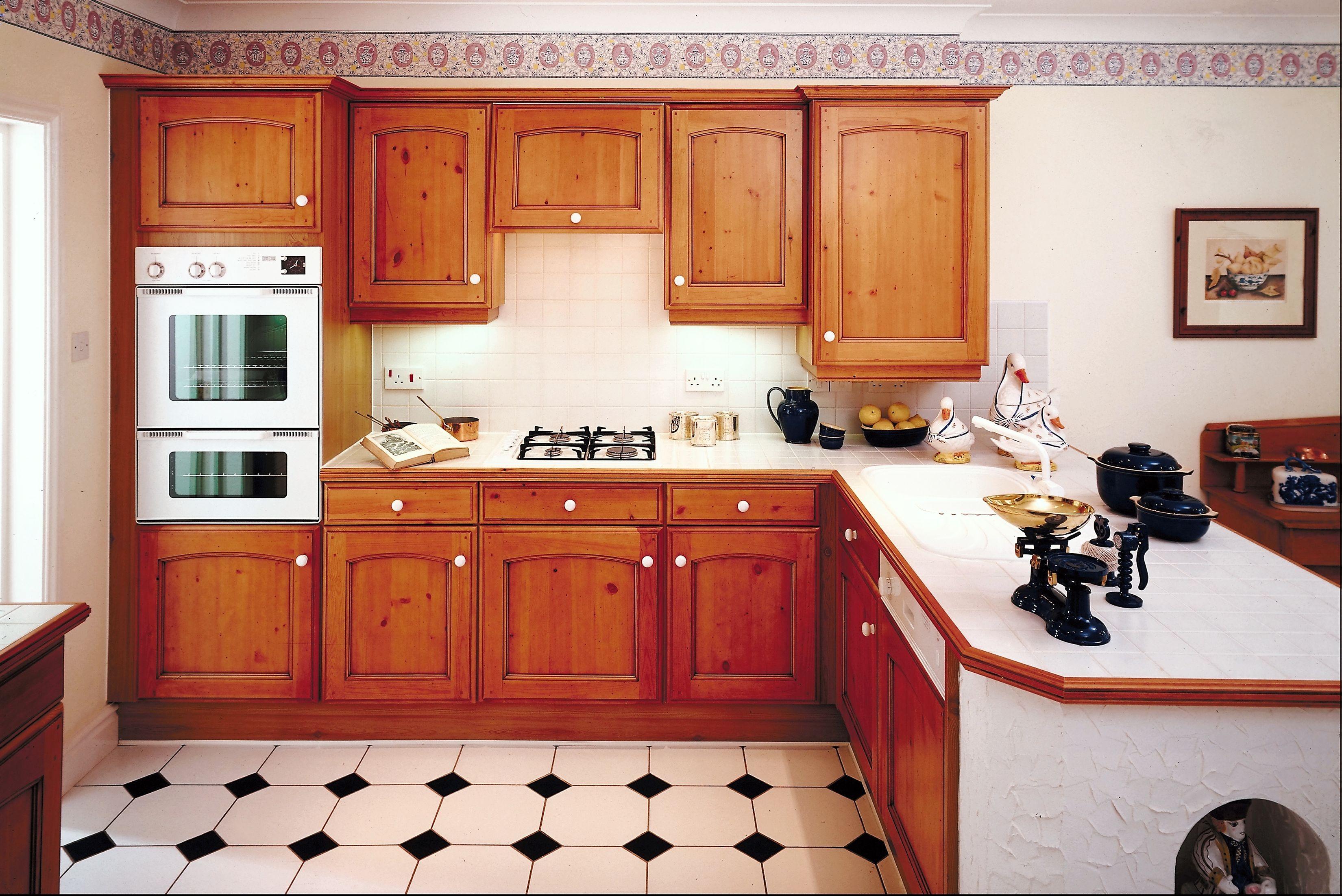 Ремонт куханной мебели своими руками