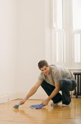 How To Get Wax Off Hardwood Floor >> Solutions to Clean Dull, Dirty Hardwood Floors | Home ...