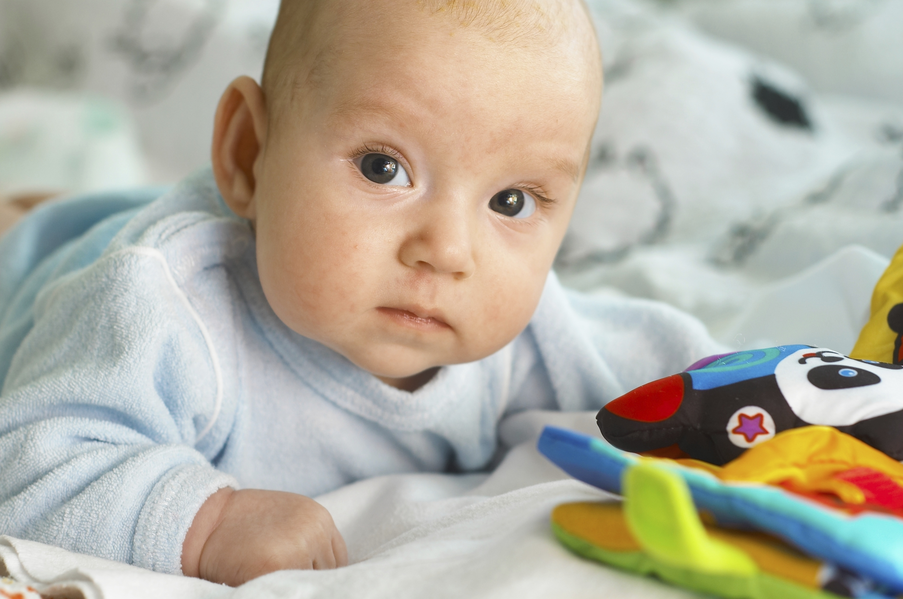 Loose Neck Skin in Infants