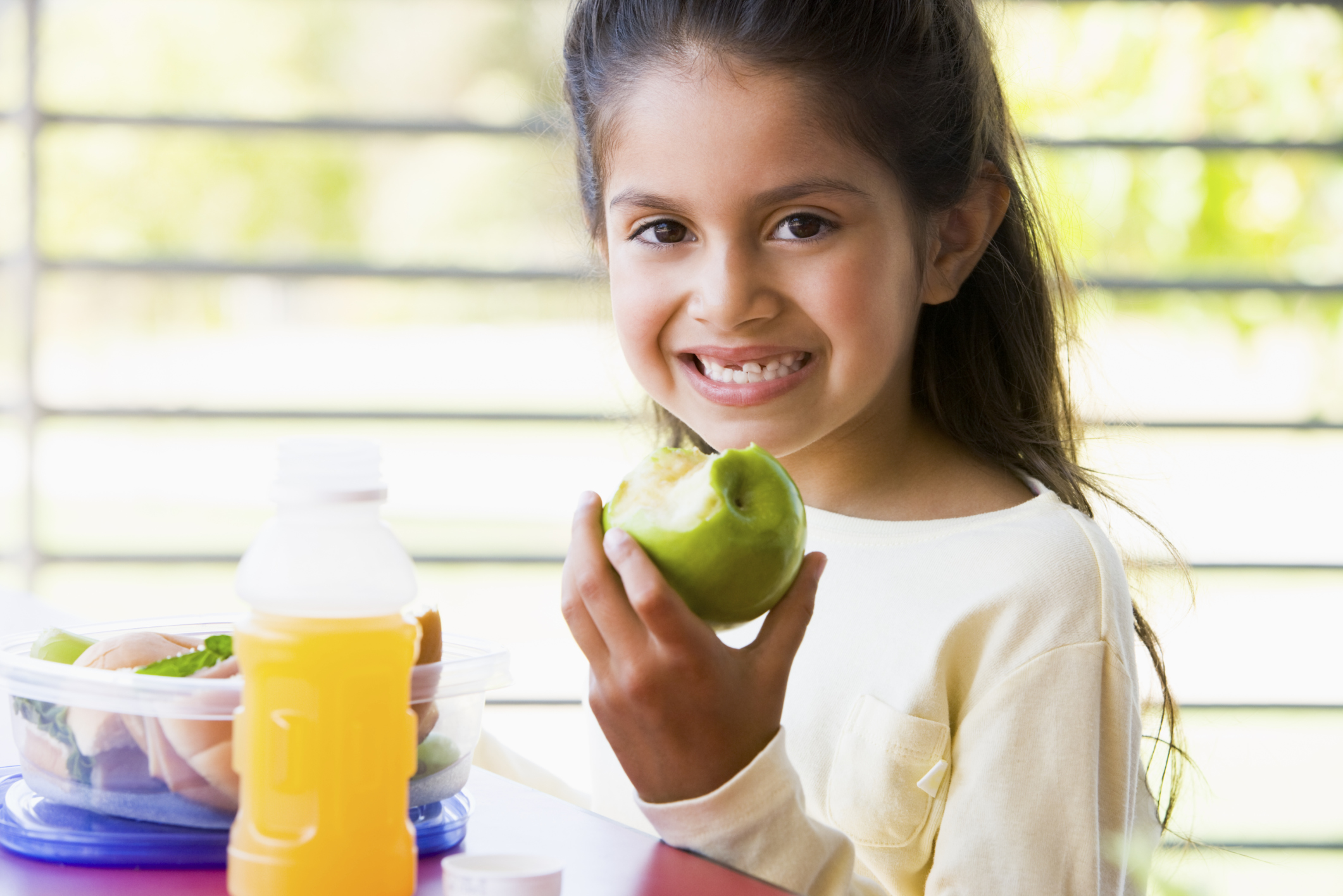 Nutrition first grader: how to feed the child