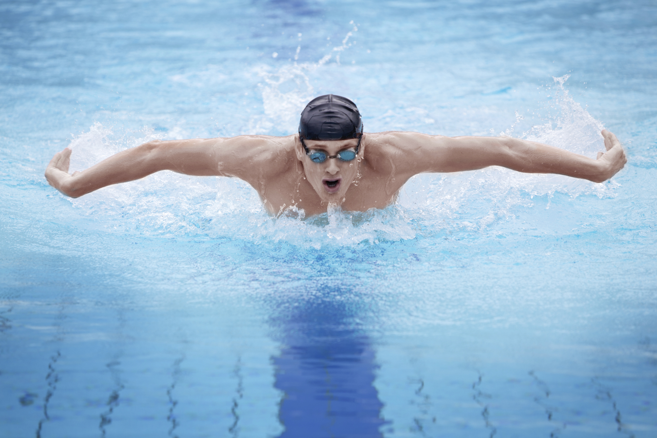 Does the pool help to lose weight 20