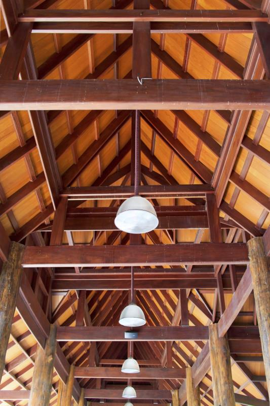 Best Ways To Make Wood Ceiling Beams Shine Home Guides