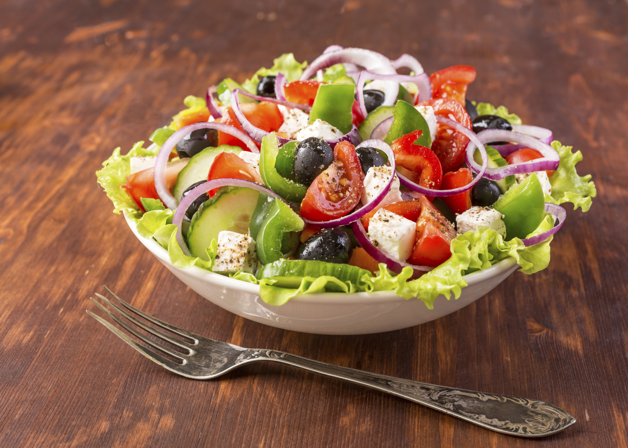 How many calories in a salad 31