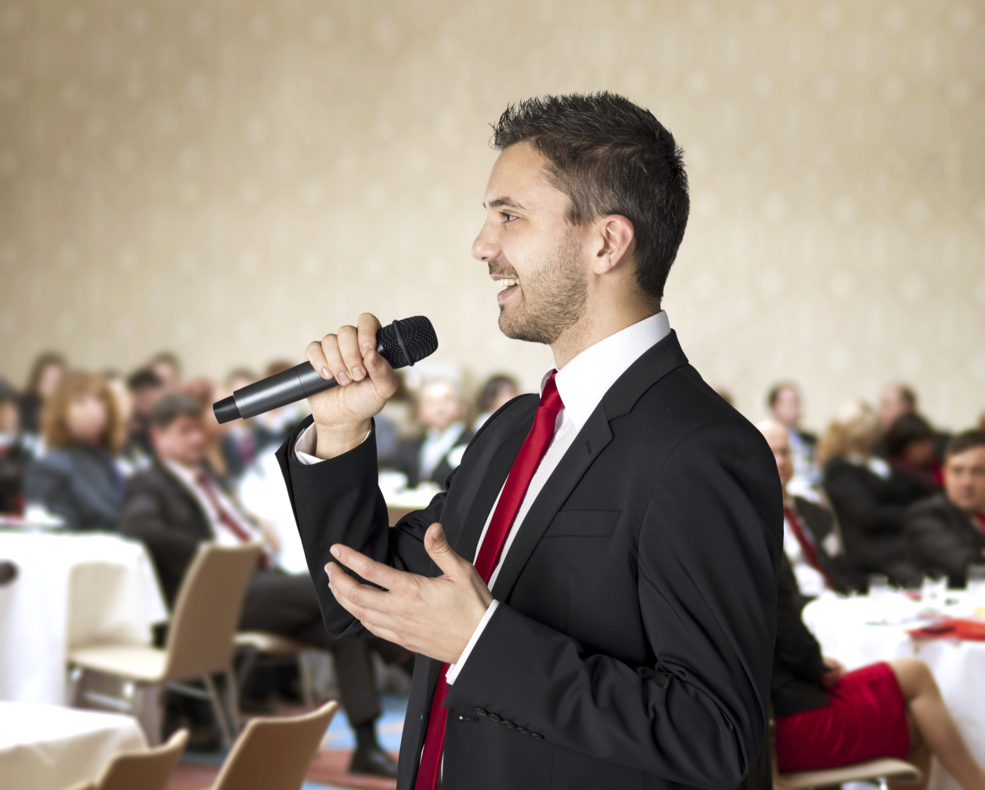 how to make conference presentations interesting